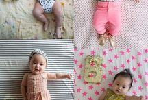 Baby fashion  / Twin girls / by Erin McCarthy