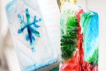 Lasten kuvistunti / Ideoita lasten kanssa tehtäviin taideprojekteihin (varhaiskasvatus)