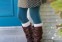 Outfit Ideas!  Love these! / by The Purple Painted Lady ~ Tricia Kuntz