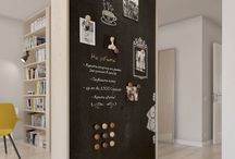 kitchen blackboards