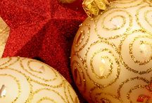 Christmas In Red & Gold / by Connie