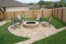Favorite - Fire Pits/Backyard Ideas / by The Centsible Family