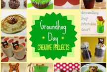 Holiday: Groundhog Day / by Oh My! Creative
