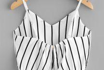 blusas casuales verano