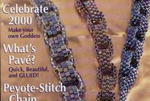 Beadwork related magazines 4