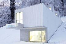 winter exteriors
