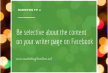 Marketing for Authors/Writers