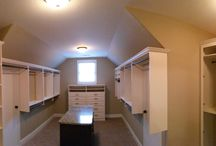 Custom Closets / Let Echols create a space that makes your life more organized.