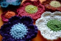 crochet and knitting / by Connie Kanady