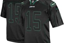 Tim Tebow Green Jersey - Women's & Youth & Men's - Authentic Jets Jersey