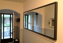 decorating with mirrors /  . . .  when you want something beyond ordinary.