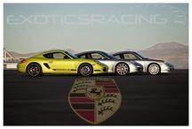 Porsche / by Exotics Racing