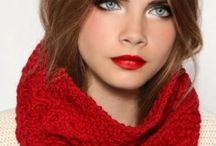Work- winter makeup
