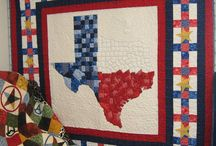 Quilts Across Texas~~**~~ / Texas theme quilts / by ☆ ☆ Alice Cooksey ☆ ☆