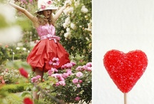 All you need is L.O.V.E / Valentine's Day is about love.  / by Angelina De Castro