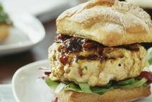 Burgers Burgers Burgers!!!! / by Deb Millard