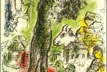 М.Шагал.