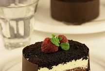 Chocolate forever / Desserts with chocolate - Cakes, Pies, Brownies, Mousse, Cookies and other sweet treats