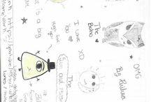 ideas, dibujos y más