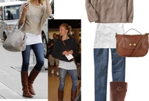 Tall boots outfits