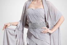Wedding - shawls