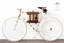 Atelier de l'Armée x smog / Paris based Smog Bicylettes collaborate with Amsterdam based Atelier de l'Armée for a limited series of bikes with handcrafted backpack and roll kit.