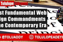 5 Most Fundamental #WebDesign Commandments of the Contemporary...