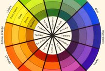learning colors / by Sarah Isfahani