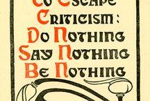 Psychic Psiamese Words of Wisdom / by Psychic Siamese Terror