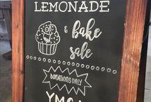 Summer Bake Sale