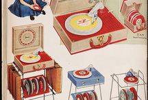 Spin it / Cool, hip, vintage record players
