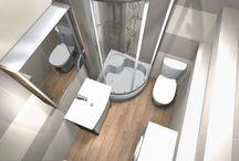 Small Bathroom Paradyż - My Project