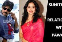 Pawan Kalyan in New Relation Ship with Singer Sunitha