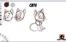come disegnare cartoon..