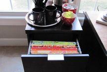 Craft Room Ideas / Craft Room Ideas / by Chris Carpenter