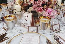 WOW reception tables