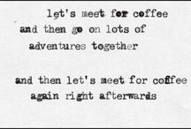 Coffee and Cigarettes  / Hand in hand