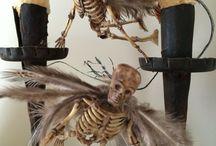 Skeletons {Dollar Tree}