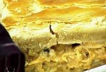 Torta Salgada / by Nilce L. Morinaga Taketa