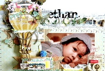 Child Scrapbook Page / by Debby Anderson
