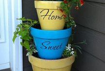 decorar com vasos