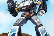 Transformers (G1): Prowl & Bluestreak