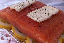 Fish recipes / by Jim Barron