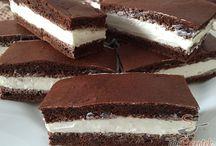 Fitness desszertek / Alacsony szénhidrát tartalmú édességek tárháza. Cukormentes desszertek, torták, sütik, stb.