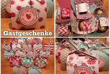 Geschenke / Kleinigkeiten