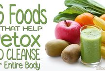 Hälsofreak och Detox-tips
