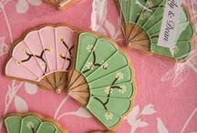 *Fashion/Spa Cookie Ideas