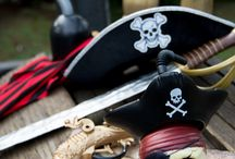 Pirate Birthday Party Ideas / Ahoy Mates here Arghhhh some Perfect Pirate Party Ideas
