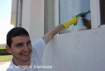 Islington Window Cleaning
