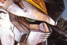 Gundam/ Mecha